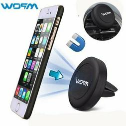 Mpow Car Mount Holder Magnetic Air Vent Cradle Grip For iPho