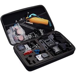 TEKCAM Carrying Case Protective Bag with Water Resistant EVA