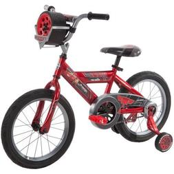 "Cars 3 16"" Boys' Red Bike"