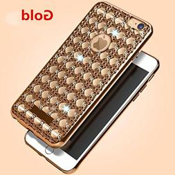 Galaxy S7 Edge Case, Inspirationc® Soft Slim Electroplated