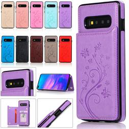 Case Cover For Samsung Galaxy S10e S9 S8 Plus S7 Magnetic Le
