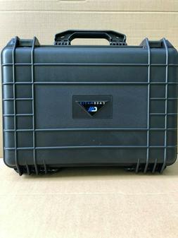Casematix Elite Portable Printer Carry Case for HP Office Je