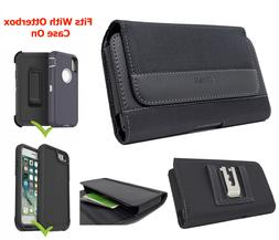 Cell Phone Rugged Pouch Holster Carrying Cover Fits Otterbox