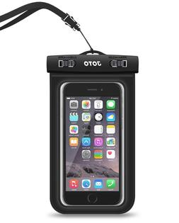 Cellphone Waterproof Case/Cover/Pouch, for your iphone 5 - 8