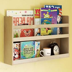 Children's Kids Room Wall Shelf Wood Material Great For Bunk