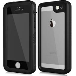 Clear Cover For iphone Se iphone 5S Waterproof Case Built-in