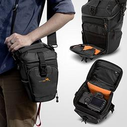 roocase Compact System / Hybrid DSLR Camera Case for Canon,