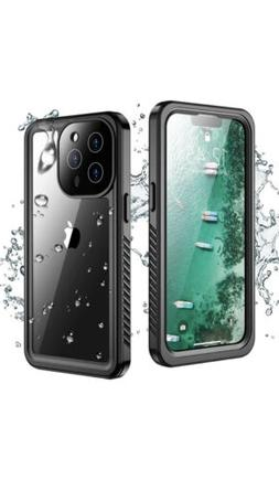 Eonfine Compatible iPhone 13 Pro Case Waterproof, Full Cover