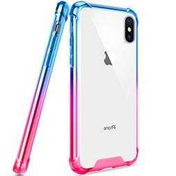 Salawat Compatible iPhone Xs Max Case, Clear iPhone Xs Max C