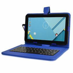"Craig CMP828 9"" 8GB Android Tablet Quad Core 1GB Cams Blue K"