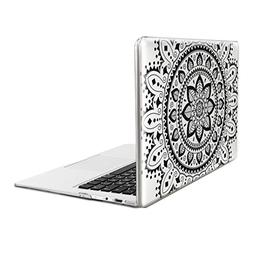 """kwmobile Crystal Case cover for Apple MacBook Air 13""""  with"""