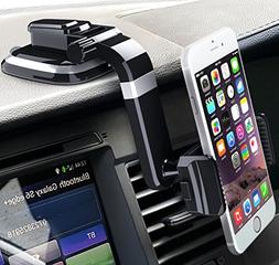 Dashboard Cell Phone Holder for Car, Car Phone Mount, Phone