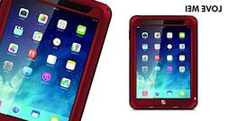 Love Mei Defender Series Case with Screen Protector For ipad