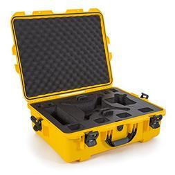 Nanuk DJI Drone Waterproof Hard Case with Custom Foam Insert