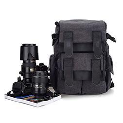 BESTEK Dslr SLR Waterproof Camera Backpack by For Canon Niko