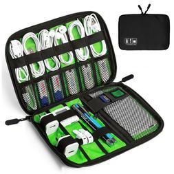 Electronic Accessories Cable Organizer Bag Travel USB Cord C