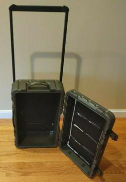 Pelican Elite Luggage Series carry-on case - Glue Residue -