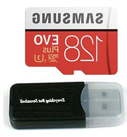 128GB Samsung Evo Plus Micro SDXC Class 10 UHS-1 128G Memory