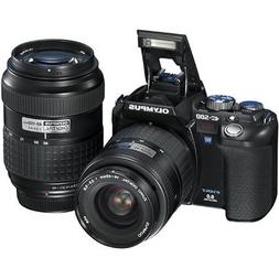 Olympus Evolt E500 8MP Digital SLR with 14-45mm f/3.5-5.6 &