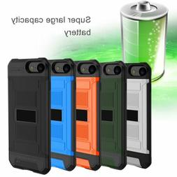 External Battery Backup Power Bank Waterproof Protective Cas