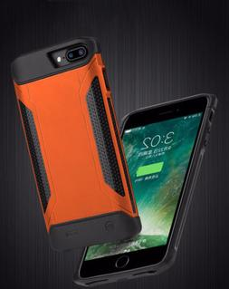 External Power Bank Battery Pack Charger Armor Case for iPho