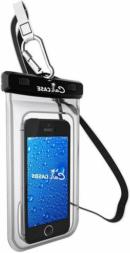 Extra LARGE Waterproof Case Clear FREE SHIPPING Gps Or Navig