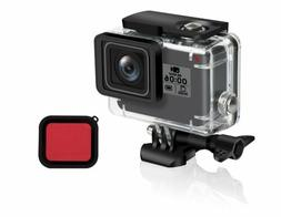 FINEST+ Waterproof Housing Shell for GoPro Black Diving Prot