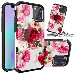 Shockproof Clear Bumper Phone Case Cover For iPhone XS Max X