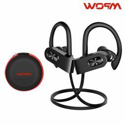Mpow Flame2 Wireless Bluetooth Headset Sport HiFi Stereo Ear