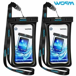 Mpow Floating Waterproof Case IPX8 Waterproof Phone Pouch Un