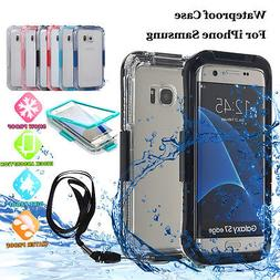 Samsung Galaxy S6/S7/S10+ Note 9/10+ Shockproof Waterproof D