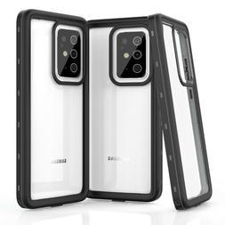Waterproof Case Full Body Shockproof Case fr Samsung S20/S20