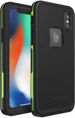 Lifeproof FRĒ SERIES Waterproof Case for iPhone X  - Retail
