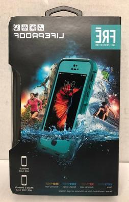 LifeProof FRĒ SERIES Waterproof Case for iPhone 5/5s/SE - R