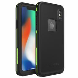 LifeProof Fre Case for iPhone X & XS Waterproof Case Black L