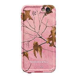 LifeProof Fre Case Full Protection for iPhone 6/ Pink RealTr