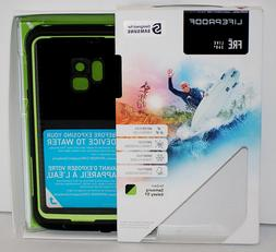 LifeProof FRE Case WaterProof Case for Samsung Galaxy S9 Bla