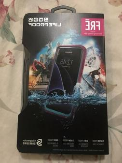 LifeProof FRE Case Waterproof For Samsung Galaxy S8 Plus Pin