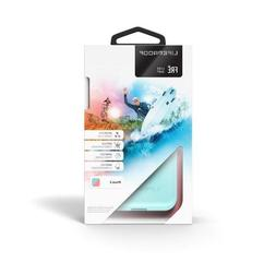 LifeProof FRE Waterproof Case / Cover for iPhone X New Light