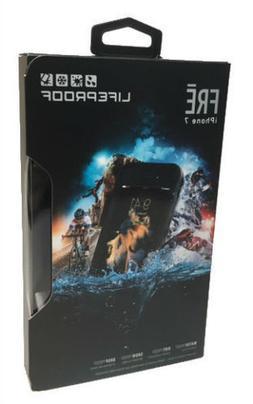 LifeProof FRE Waterproof Case for iPhone 8 iPhone 7 Asphalt