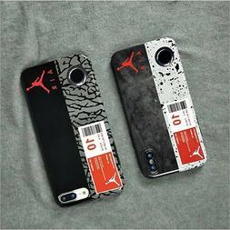 Hypebeast Air Jordan 3 4 Retros Box Case for iPhone 7 Plus i