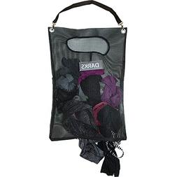 G.U.S. Over The Door Laundry Hamper with Attachable Shoulder