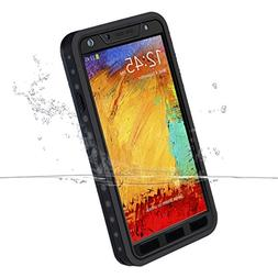 Galaxy Note 3 Waterproof Case, iThrough Waterproof Case, Dus
