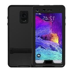 Galaxy Note 4 Waterproof Case, iThrough Waterproof Case for