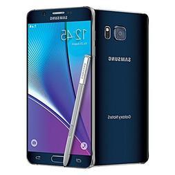 Samsung Galaxy Note 5 32GB GSM Unlocked - Black