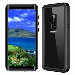 Galaxy Note 9 8 S9+ S9Plus Waterproof Case, Heavy Duty Suppo
