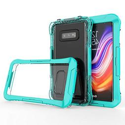 Galaxy Note 9 Waterproof Case, AICase Crystal Clear 6M Under