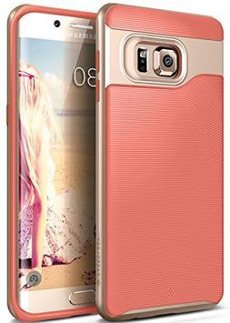 Galaxy S6 Edge Plus Case, Caseology  Slim Ergonomic Ripple D