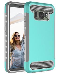 more photos 58528 e4977 Galaxy S8 Active Case, NOKEA Hybrid ...