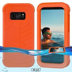 Galaxy S8 Plus Floating Case Waterproof Lifejacket Case For